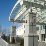 GFRC Panelization/Hilton