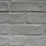 Aged White Brick