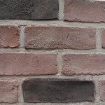 Multi-Tone Red Brick